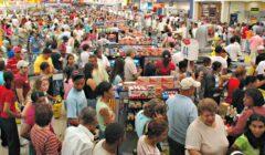 Compras en supermercado