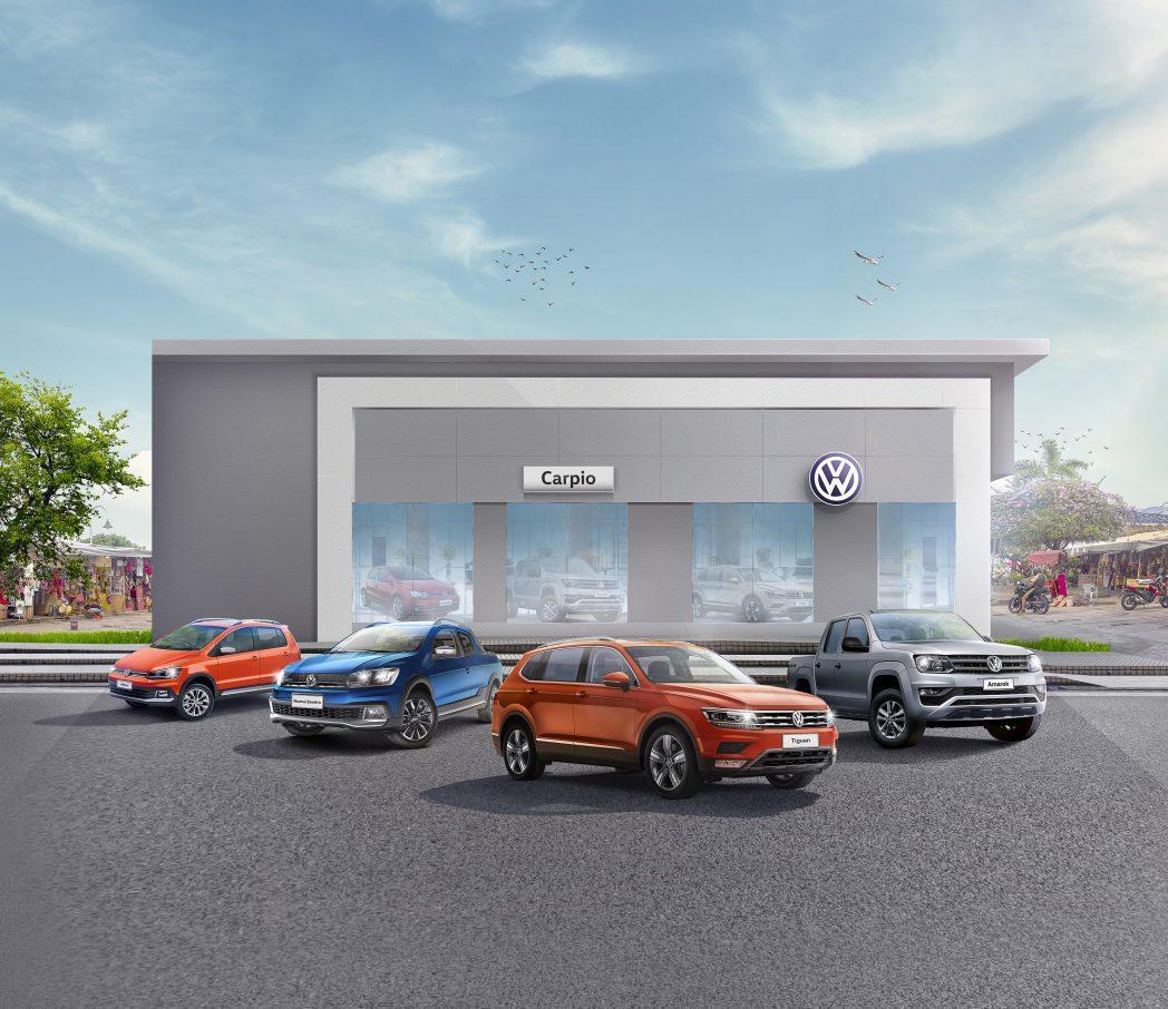 Concesionario Tarapoto - Perú: Volkswagen inaugura concesionario en Tarapoto
