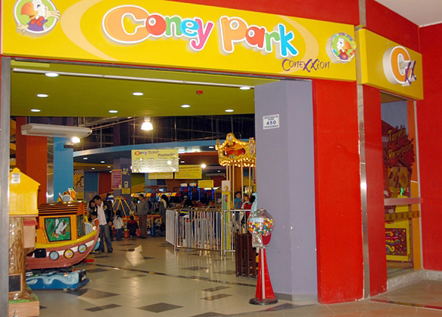 Coney Park abrió su primer local en mall de Walmart Chile