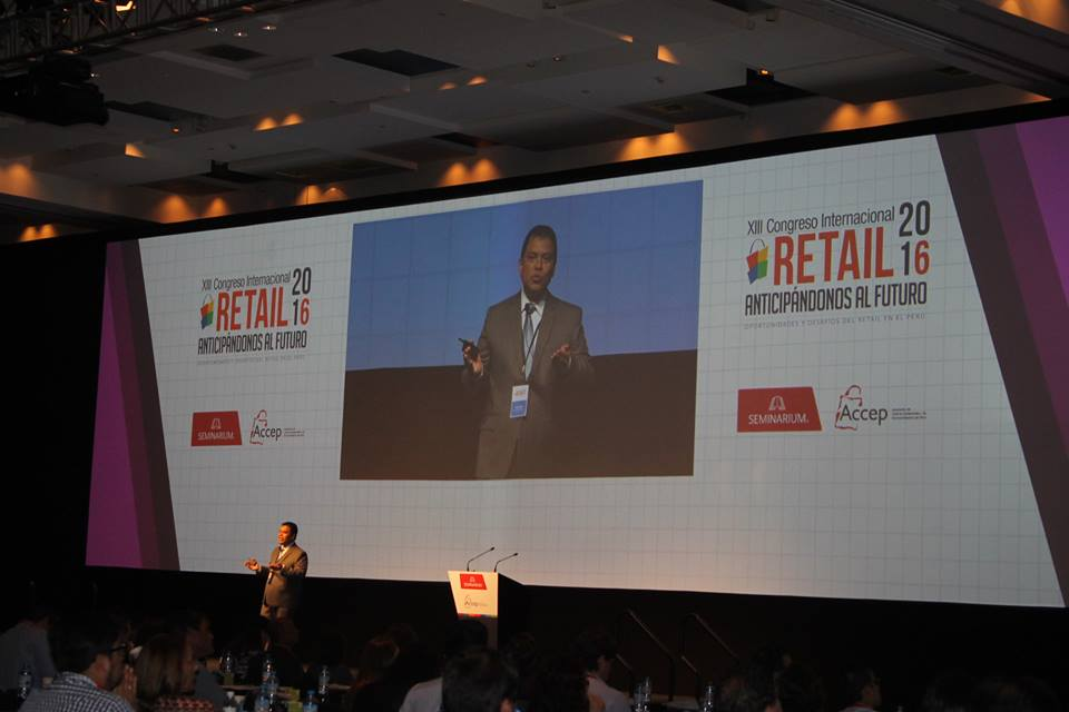 Congreso Internacional Retail 2016
