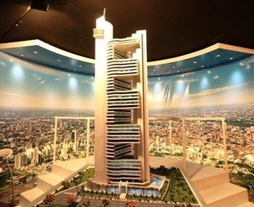 Construirán rascacielos con centros comerciales en Bolivia