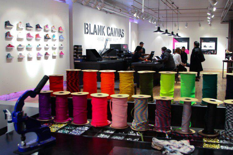 Converse blank canvas 6