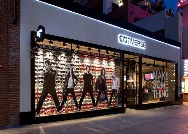 Converse presentó nuevo modelo de zapatilla