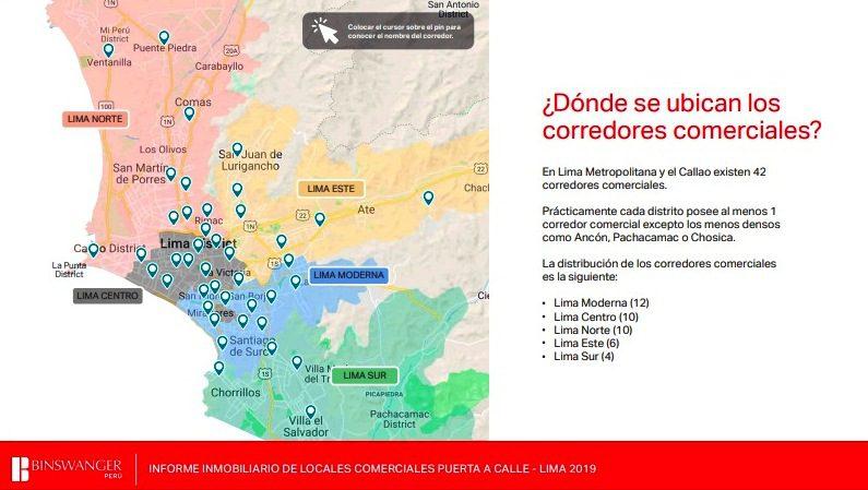 Corredores comerciales3 - Los corredores comerciales recobran mayor relevancia en Lima y Callao