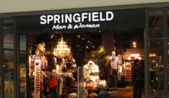 Cortefiel Springfield