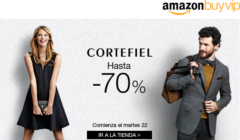 Cortefiel se une a Amazon