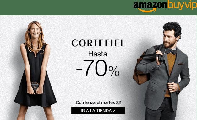 Cortefiel se une a Amazon