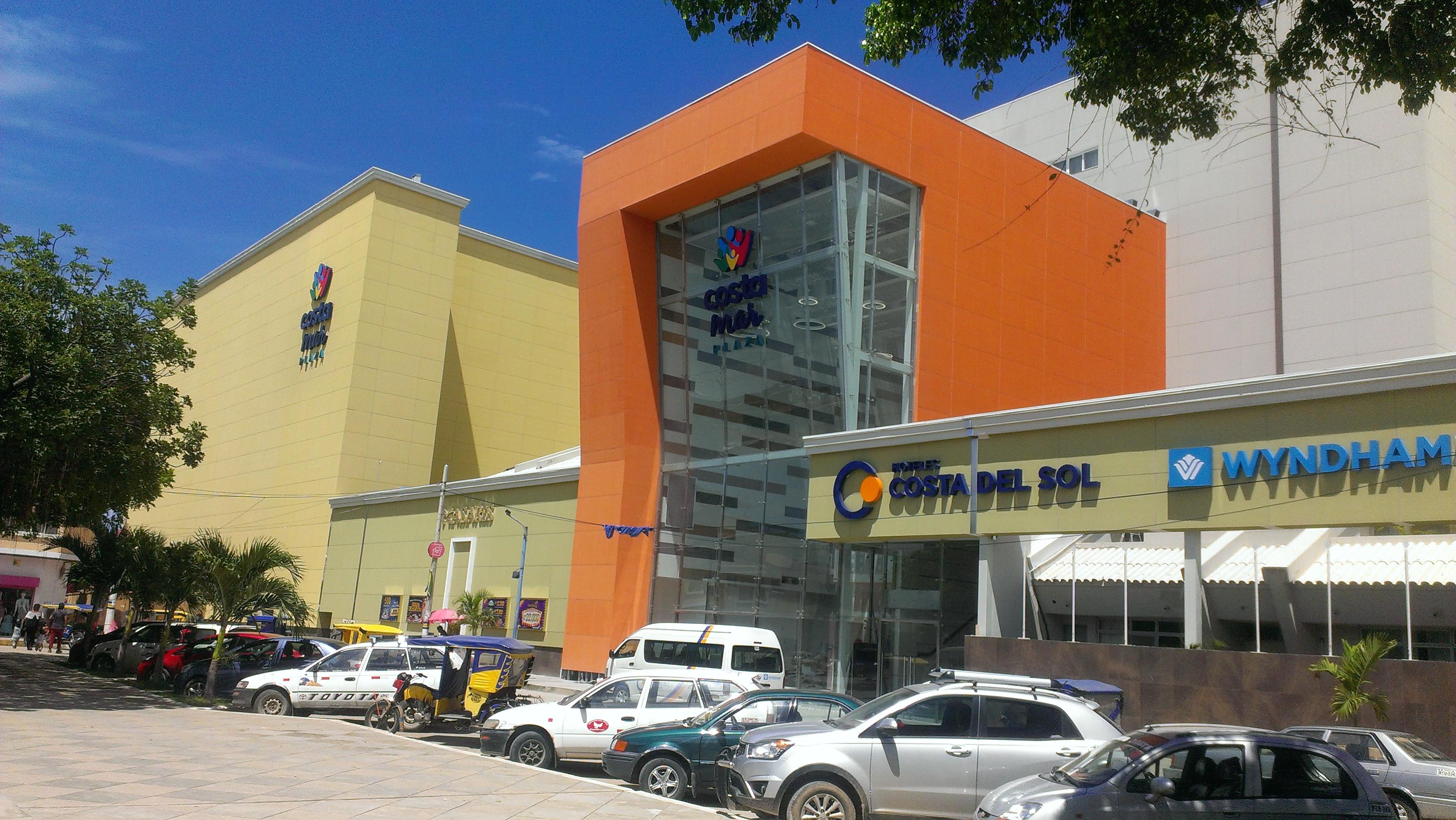 Centro comercial costa mar plaza abrir sus puertas en for Centro comercial la puerta del sol