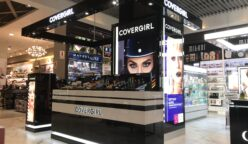 Cover Girl 2 248x144 - Maquillaje Covergirl proyecta 100 puntos de venta en 2019