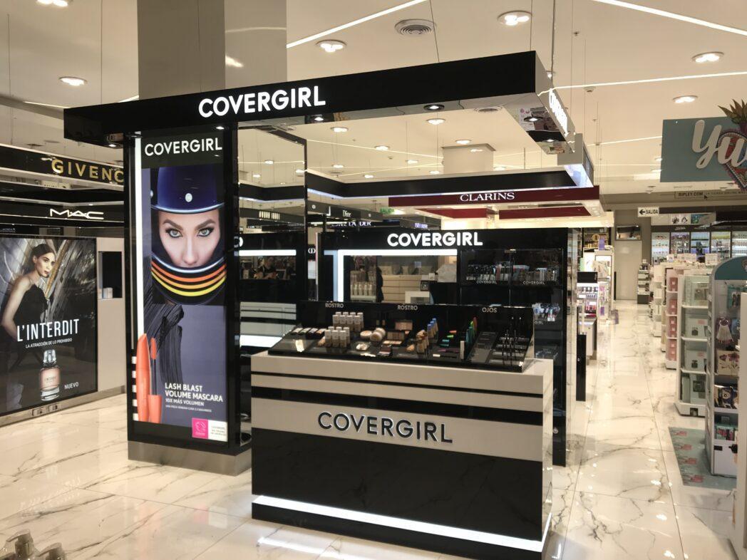 Cover Girl - Marca de cométicos CoverGirl ingresa al Perú