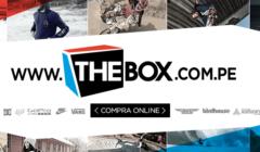 Cover THE BOX WEB Final Actualizada 240x140 - The Box abre tienda online para todo el Perú