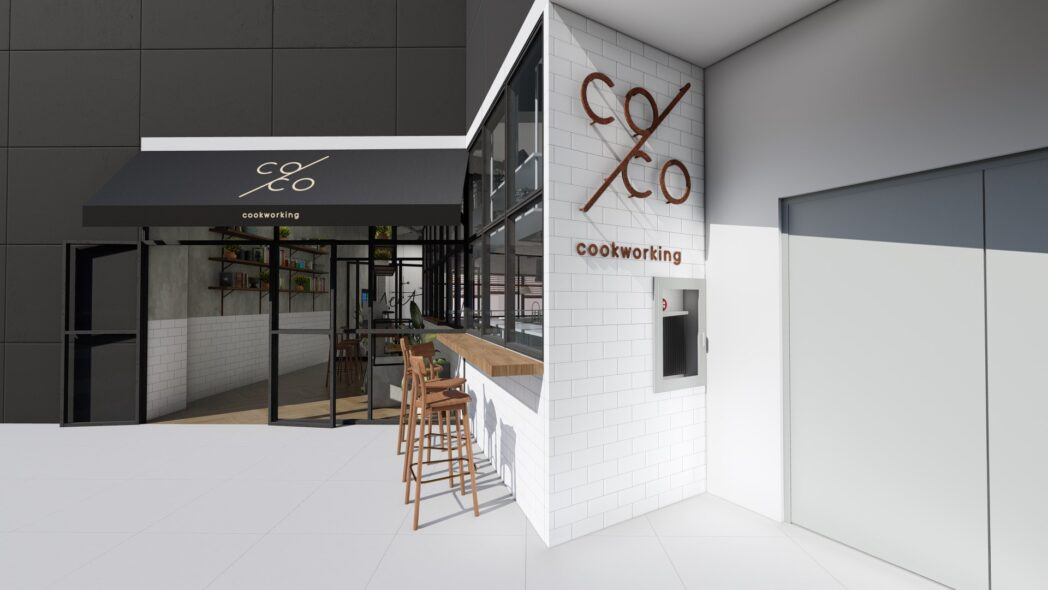 Coworking gastronómico Real Plaza2