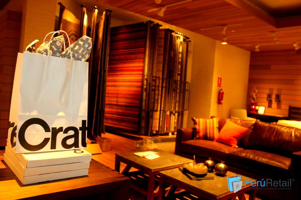 Crate&Barrel 22 Peru Retail