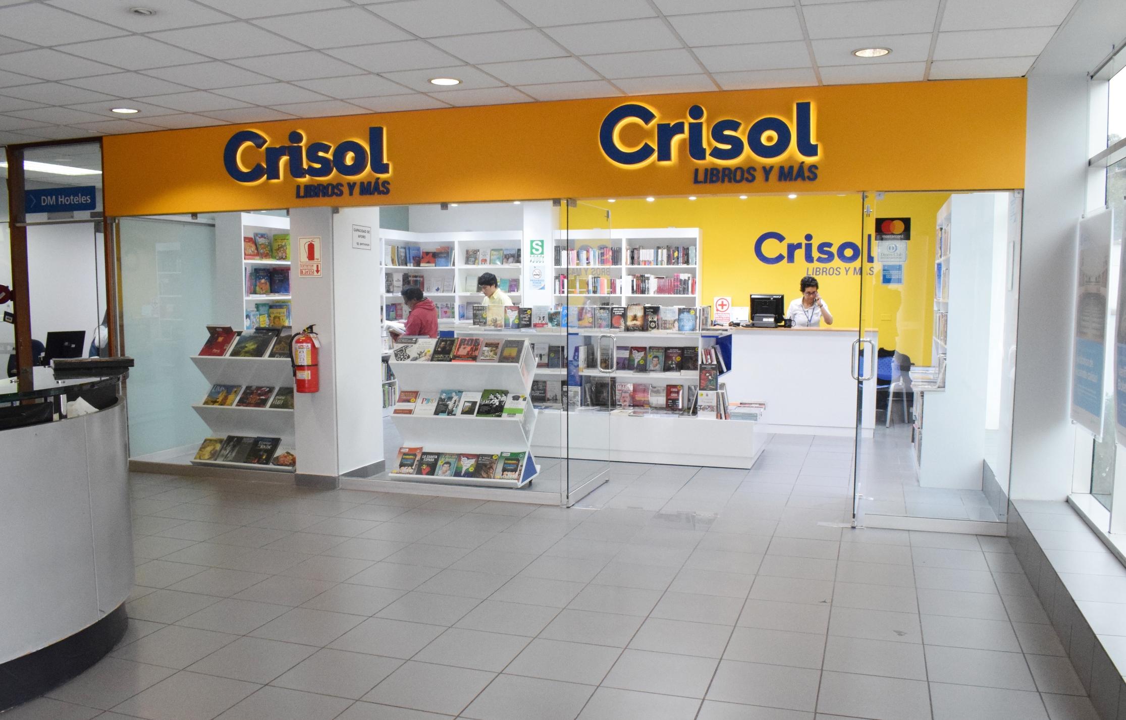 Librerías Crisol abre su tienda número 30 en Perú | Perú Retail