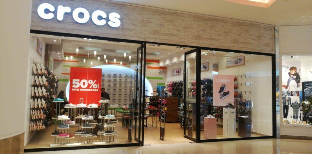 Crocs 1 - Crocs abrirá su tienda número 16 en el Mall Aventura Chiclayo