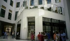 Cuba primer mall de lujo