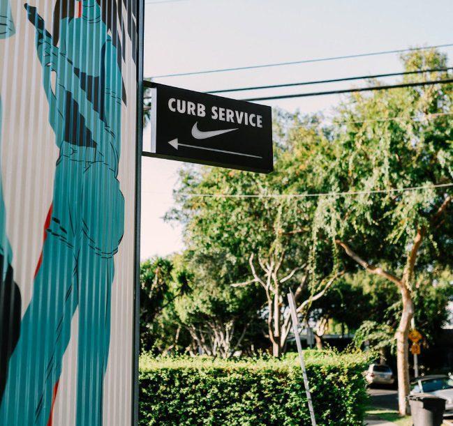 Curb Service