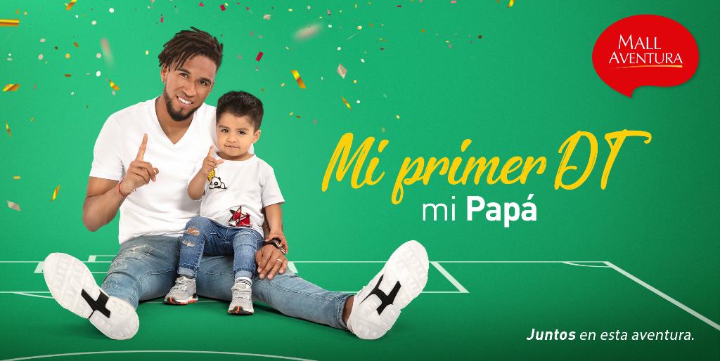 Día del Padre Mall Aventura 1024x514 - Perú: ¿Qué actividades preparan los centros comerciales por el Día del Padre?