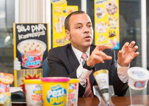 D'Onofrio gerente Doménico Casaretto - D'Onofrio evalúa abrir heladerías e ingresar al ecommerce en Perú