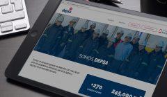 DEPSA foto 1 240x140 - Logística: Depsa anuncia el lanzamiento de su nueva página web