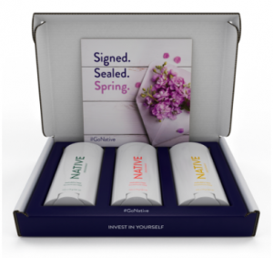 DESODORANTES NATIVA 1 - P&G adquirió una marca de desodorantes naturales por US$100 millones