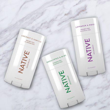 DESODORANTES NATIVA 2 - P&G adquirió una marca de desodorantes naturales por US$100 millones
