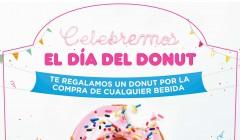 DIA DONUT 240x140 - Dunkin' Donuts regalará donas hoy en todo el Perú
