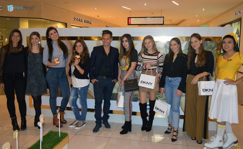 DKNY dorado 3 1024x626 - DKNY presenta al mercado peruano su nueva fragancia 'Nectar Love'