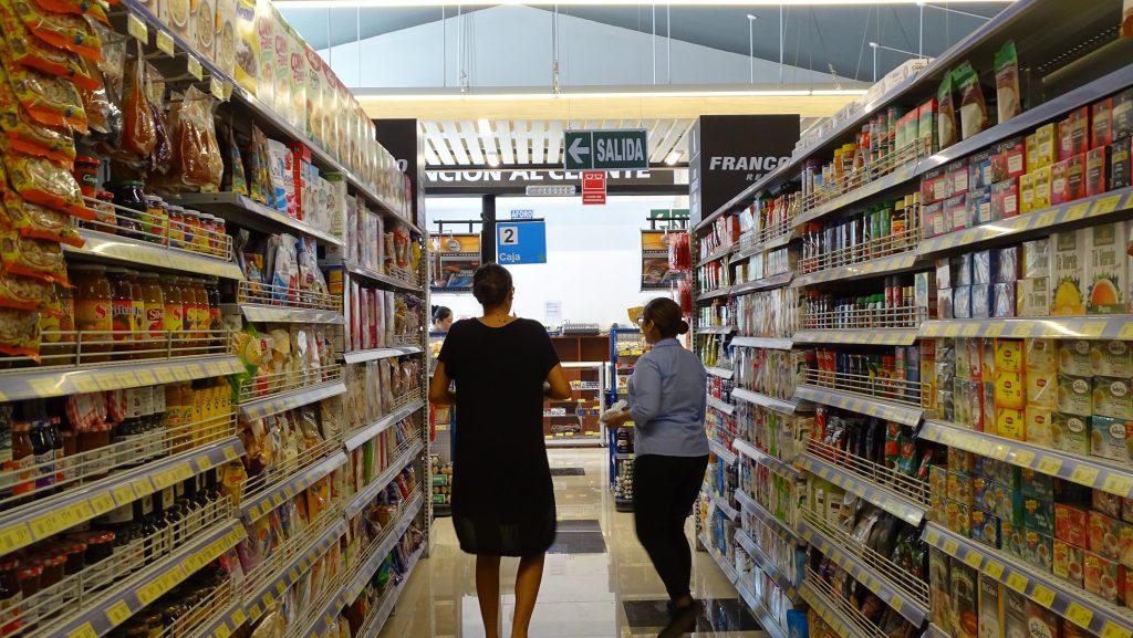 DSC00329 1024x577 - Perú: Supermercados Franco abre las puertas de su primer local en Surco