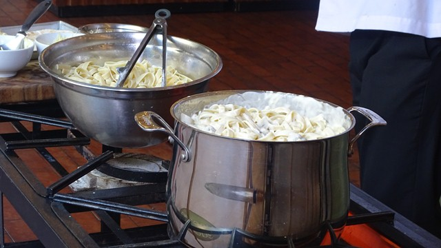 DSC03225 - Chef Pablo Lou brinda consejos útiles para rentabilizar tu negocio Horeca