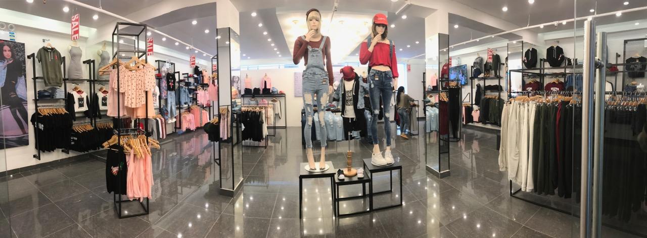 Damero Gamarra Plaza 1 - Damero Gamarra Plaza apuesta por moda 100% peruana