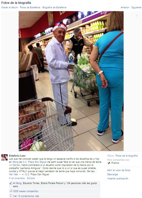 Danlac1 - El regreso de Danlac y sus lecheros de antaño al mercado peruano