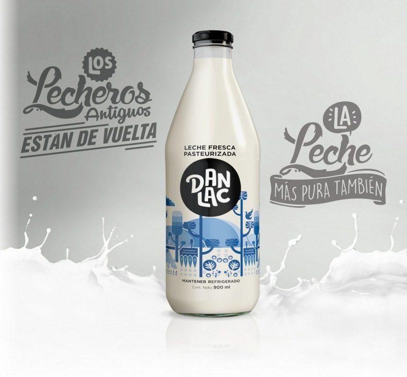 Danlac2 - El regreso de Danlac y sus lecheros de antaño al mercado peruano