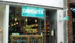 Davids Tea Mall of America