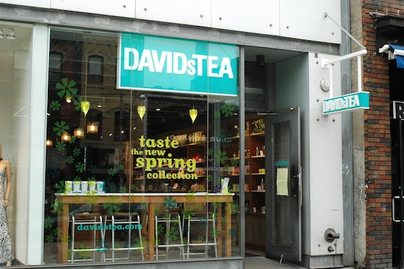 Davids Tea Mall of America
