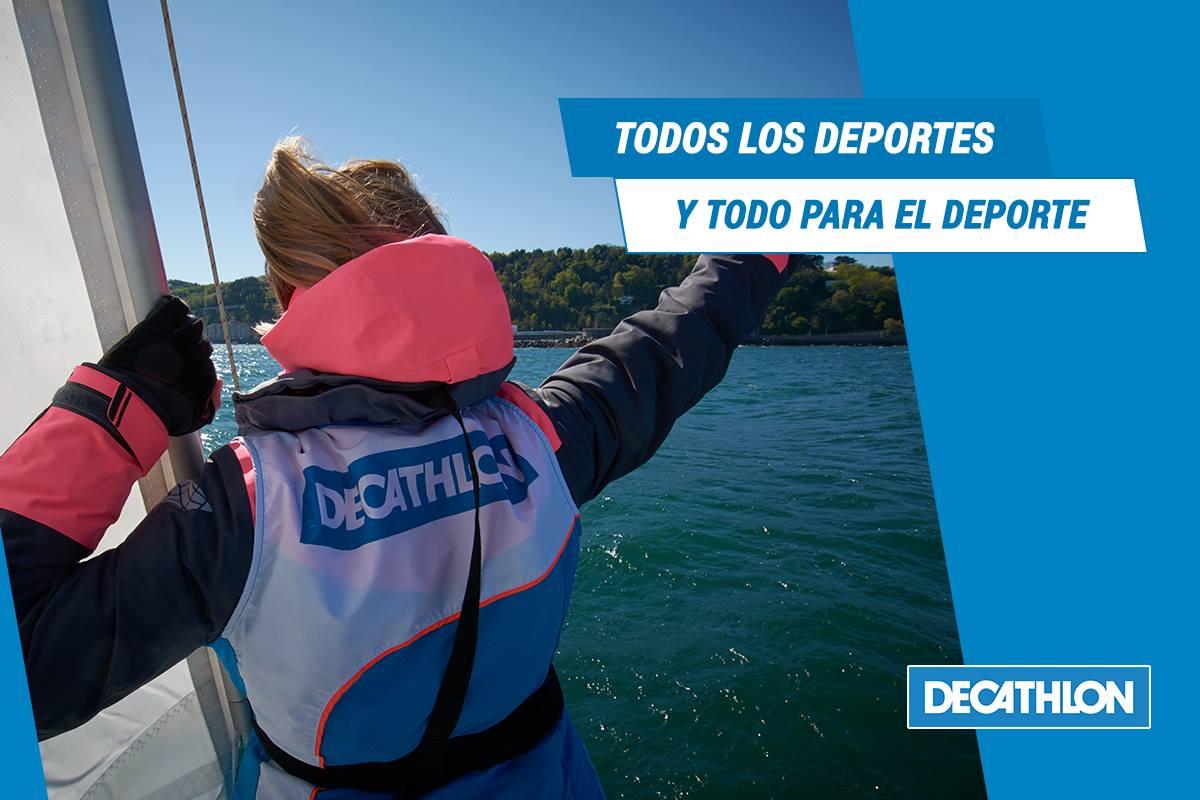 Decathlon Chile 3 - Decathlon aterrizará en el centro comercial Portal La Reina