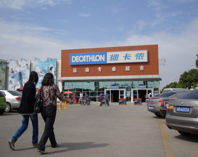 Decathlon China
