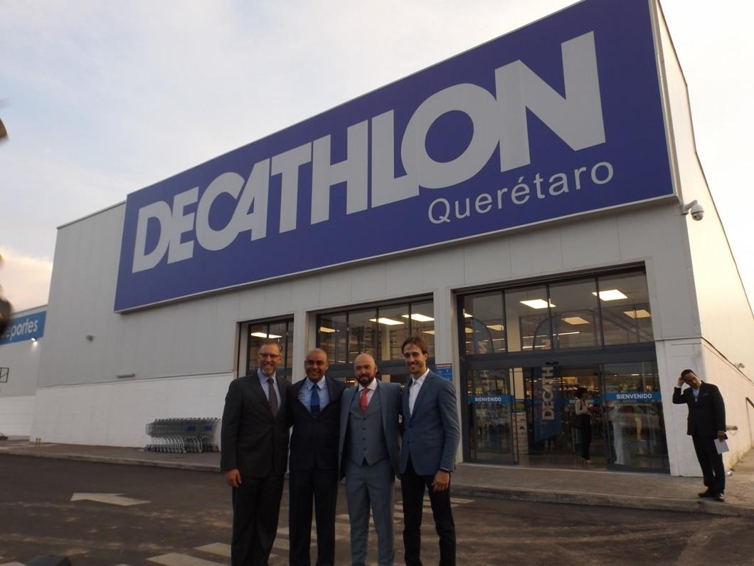 Decathlon llegó a México y prepara su próximo ingreso a Colombia 285fe2905c9a5
