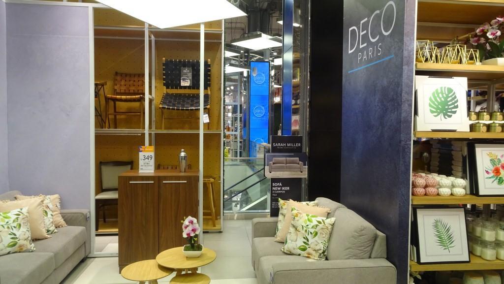 Deco Paris10 - Perú: Paris busca dinamizar mercado de decoración con renovada tienda y programa de beneficios