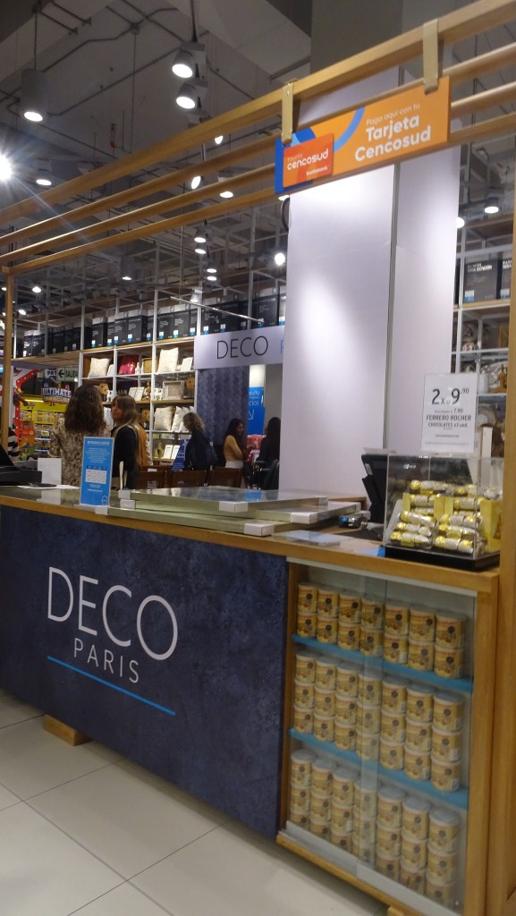 Deco Paris2 - Perú: Paris busca dinamizar mercado de decoración con renovada tienda y programa de beneficios