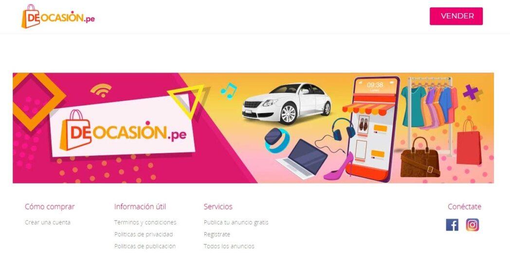 Deocasion 2 - Deocasión.pe, el marketplace que busca revolucionar las compras por internet