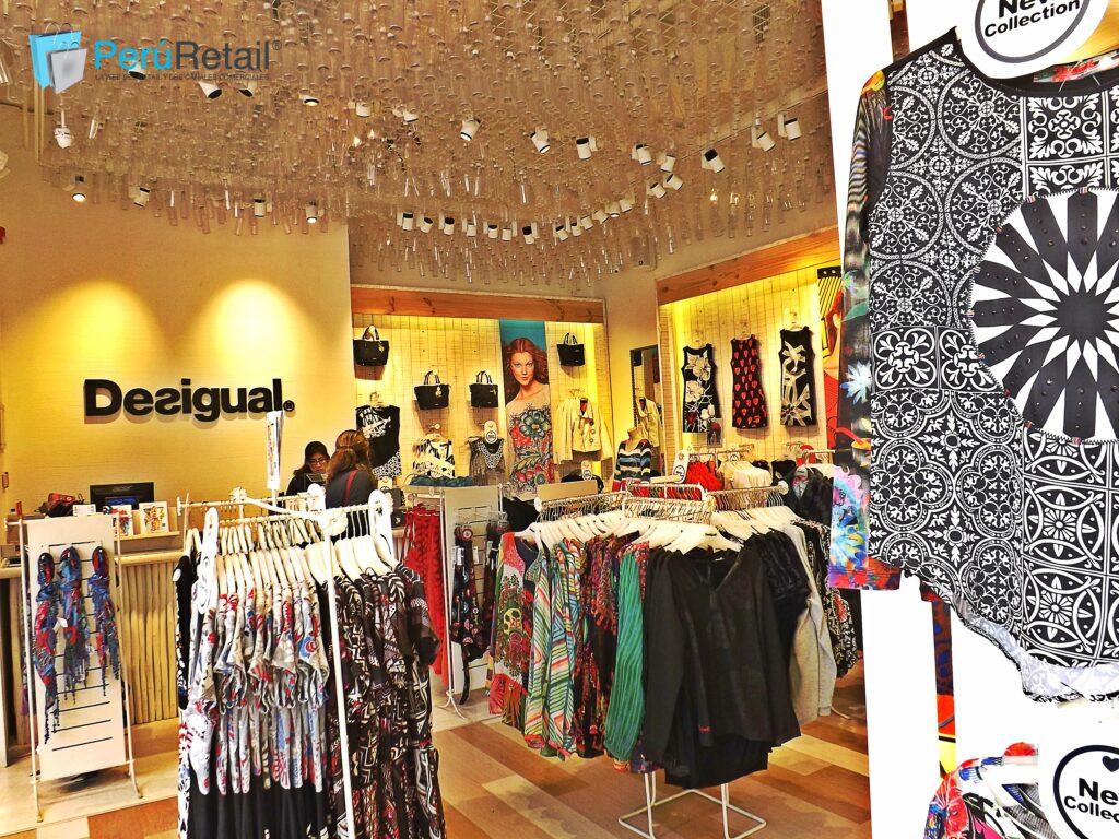 Desigual (6) Peru Retail