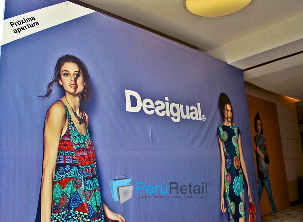 Desigual Jockey Plaza (1) Peru Retail