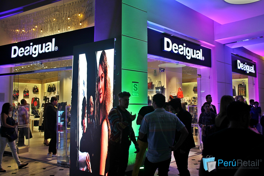 Desigual Jockey Plaza (2) peru retail 2