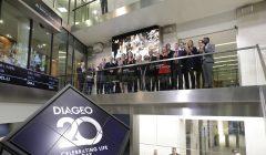 Diageo 066 240x140 - Diageo cumple 20 años con cifras positivas