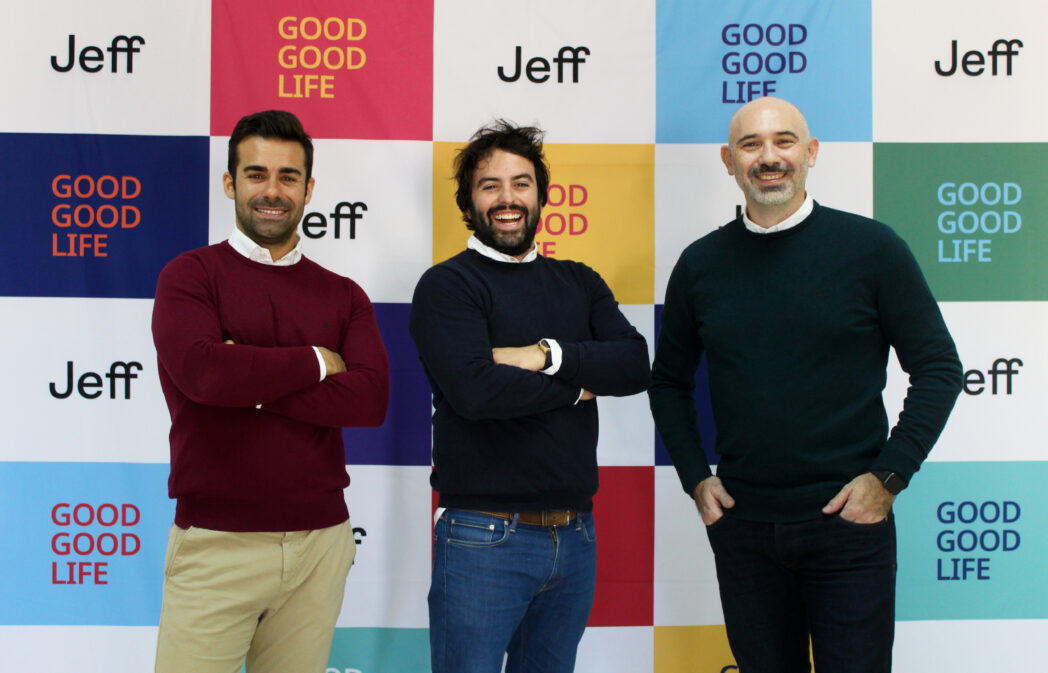 Diego Moya Eloi Gómez Kiko Medina - Mr. Jeff renueva su imagen y se diversifica