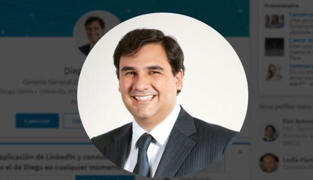Diego Rosado CEO de Grupo Gloria - Grupo Gloria ya cuenta con nuevo CEO