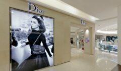 Dior abre tienda en China