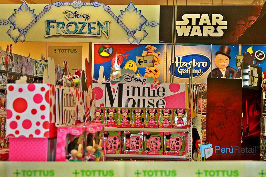 """Disney 8328 Peru Retail 1 - Conozca por dentro la primera tienda """"Mundo Disney"""" en Perú"""
