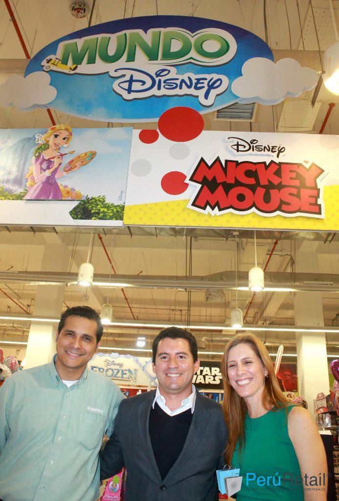 Disney 8350 Peru Retail 1
